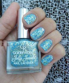 Четверка красавцев Golden Rose Jolly Jewels — Отзывы о косметике — Косметиста