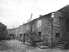 Swan Yard, Kirkgate, Huddersfield, 1910