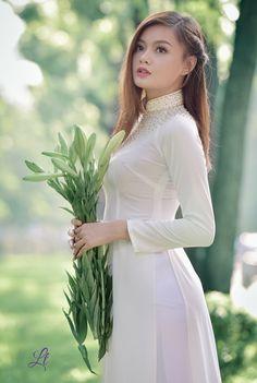 101 Best Allurin images in 2017 | Vietnamese dress, Vietnamese