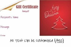 Christmas Gift Certificate Template 5 Awesome Christmas Gift Certificate Templates To End Christmas Gift Certificate Template 11 Word Pdf Documents, Printable Christmas Gift Certificate Template, Christmas Gift Voucher Templates, Christmas Gift Vouchers, Free Christmas Printables, Christmas Templates, Free Gift Certificate Template, Gift Card Template, Gift Certificates, Homemade Christmas Gifts, Best Christmas Gifts