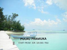 Wisata Pulau Pramuka - Paket Wisata Pulau Pramuka - Pulau Pramuka - Tour Pulau Pramuka - Travel Pulau Pramuka