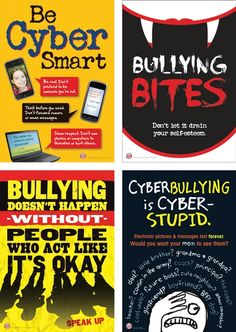 Bully Free Classroom® Middle School Poster Set