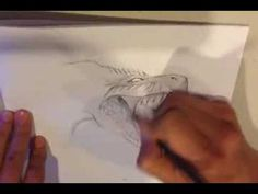 How to Draw a Roaring Dragon Head Pencil Art Drawings, Easy Drawings, Game Of Thrones Dragons, Drawing Tutorials For Beginners, Art Drawings Beautiful, Dragon Head, Woman Drawing, Step By Step Drawing, Simple Art