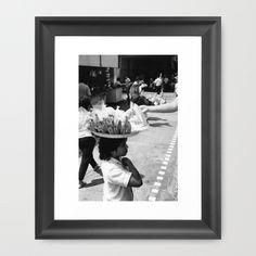 Want One? Framed #Art #Print, #Hatyai #Thailand, train station.