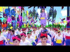 "Team Syachihoko / チームしゃちほこ – ""Tensai Bakabon"" 天才バカボン - music video"