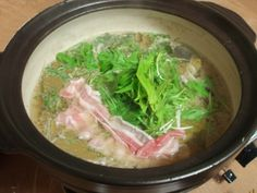 Ginger Nabe (Hot Pot) ☆Increases Metabolism ☆ Good for Diets
