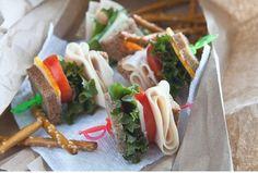 Mini sandwichitos*