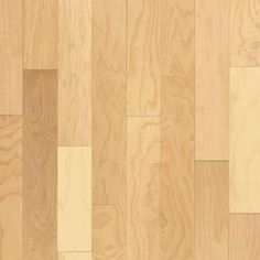 Bruce Prestige Natural Maple 3/4 in. Thick x 31/4 in. Wide x Random Length Solid Hardwood Flooring (22 sq. ft. / case)-CM3700 - The Home Depot