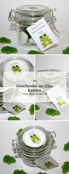 Kröten im Glas: www.diycarinchen.de