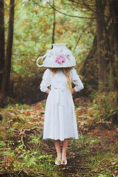 How Alice Hides by Lissy Elle Laricchia, via Flickr
