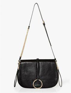 halston + handbag love +  spring '16 + style