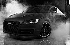 Audi Black Matte