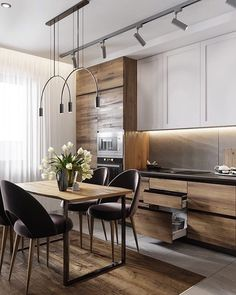 [New] The Best Home Decor (with Pictures) These are the 10 best home decor today. According to home decor experts, the 10 all-time best home decor. Kitchen Room Design, Modern Kitchen Cabinets, Kitchen Cabinet Design, Modern Kitchen Design, Home Decor Kitchen, Interior Design Kitchen, Home Kitchens, Modern Kitchen Interiors, Cuisines Design
