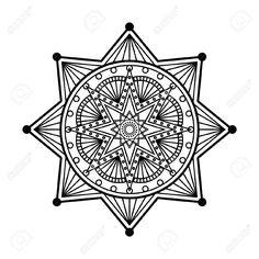 26056444-Abstract-vector-mandala-ornament-template-Stock-Photo.jpg (1300×1300)