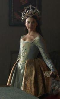 The Tudors Costumes : Anne Boleyn - The Tudors Wiki