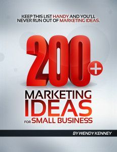 200 Marketing Ideas for Small Business