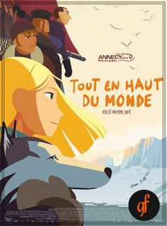 Fransa yapımı animasyon filmi Kuzey Kutbuna Yolculuk izle filmi 2015 yılında…