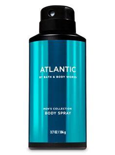 Atlantic Deodorizing Body Spray | Bath & Body Works
