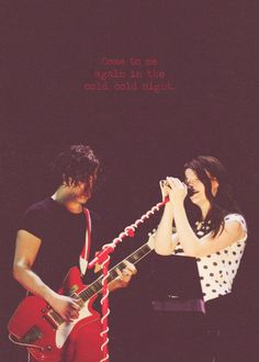 the white stripes - love this song!