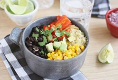 17 Make-Ahead Lunches to Get You Through the Work Week via Brit + Co