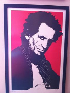 The Human Riff @officialKeef RT @Butchhuff This hangs in my den...