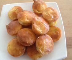 Recette Bouchées apéritives courgettes oignons par Lolojo - recette de la catégorie Entrées