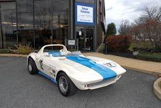 """12"" Corvette Grand Sport"