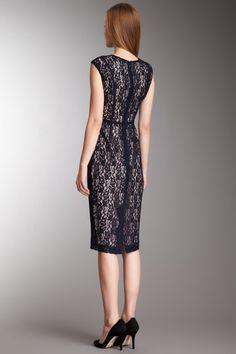 Distincion by Angela Lace Dress