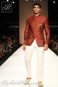 Rohit & Abhishek bandhgala for men