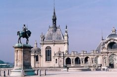 Paris area, Chantilly by m. muraskin-france by m. muraskin, via Flickr