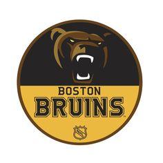 Boston bruins logo clip art pictures to pin on pinterest - Boston bruins wallpaper border ...