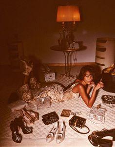 Le Père Noël est une Pointure Giampaolo Sgura for Vogue Paris December January 2015-2016 - Dolce&Gabbana Resort 2016
