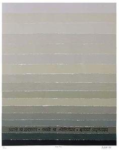 Asto Maa S H Raza paintings