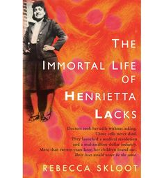 Combining the history of Henrietta Lacks and her family with the history of HeLa cells (the ones taken from Lacks and cultured for scientific research), writer Rebecca Skloot creates a narrative that's compelling and heartbreaking. Reading it is both a lesson in science and bioethics, as well as a more intimate glimpse into a family's loss and its perseverance.