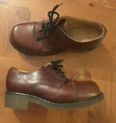 Brilliant Mack Brown Leather Shoes Size 9 Air Cushioned Oil And Acid Resistant Sole Elegant Shape Men's Shoes