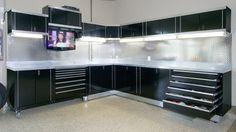 garage cabinets | Custom Garage Cabinets