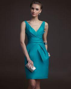 Evening Dress by AIRE BARCELONA. More photos at: http://www.efr7.com/shop/evening-dresses/294/