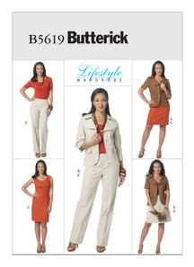 Suits & Coordinates | Page 4 | Butterick Patterns