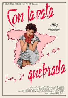 Con la pata quebrada (2013) - FilmAffinity