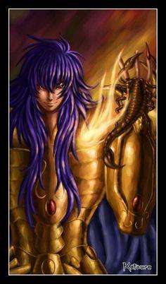 Saint Seiya - Gold Saint Scorpio no Milo
