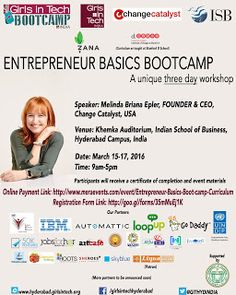 Student Stack : Girls in Tech India Entrepreneur Basics Boot – cam...