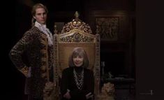 "The 1992 film ""Interview with a Vampire"" featured the character of Lestat played by Tom Cruise. Here the actor is pictured with the author of the Vampire Chronicles Anne Rice."