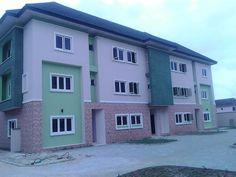 4 bedroom Terrace house at Willow Greens Estate, Off Femi Okunnu, Jakande, Lekki.  Click on image for full details  #realestate #property #terrace #tolet #Lekki #Lagos #Nigeria
