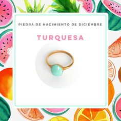 Regalo para la madre: Anillo de la madre ⋆ www.blwbebe.com Little Boxes, Birthstones, Jewelry Stores, Gold Rings, Gift Wrapping, Gemstones, Free, Stone Rings, Birth Month