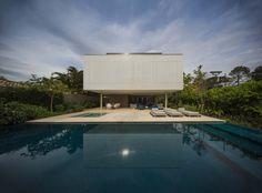 Galeria de Casa Branca / Studio MK27 - Marcio Kogan + Eduardo Chalabi - 9