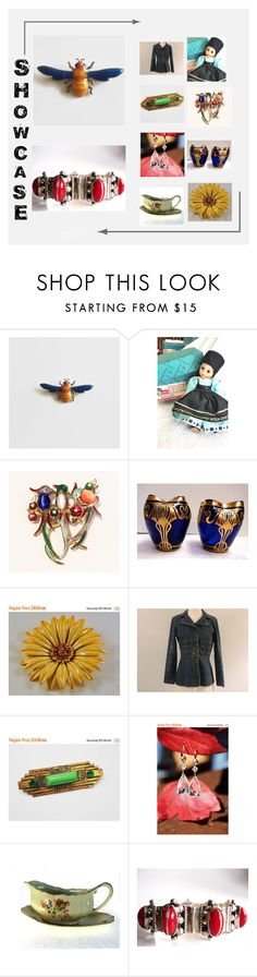 """Shops of Vintage Vogue SM Blitz 11-11"" by seasidecollectibles ❤ liked on Polyvore featuring vintage"