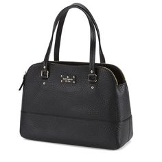 Kate Spade Grove Court Lainey - $430 *not crazy about the pebbled leather, or the look of the bag but it has the right drop strap length of 8""