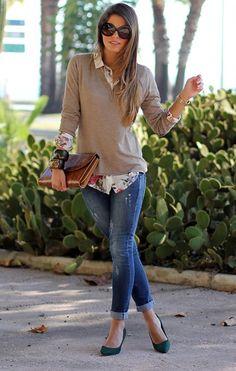 Jeans Pants - Jessie Chanes