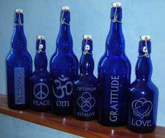 glass bottles 001