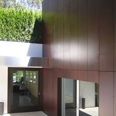 Modern Home Dark Brown Exterior Design, Pictures, Remodel, Decor and Ideas - page 21